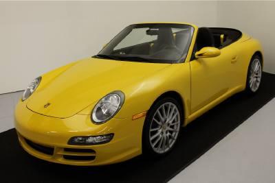 2008 Porsche 911 Carrera 2