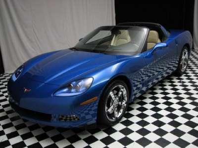 2008 Chevy Corvette Coupe