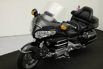 2010 Honda Gold Wing Comfort Package