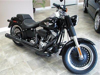 2010 Harley Davidson Fat Boy Lo