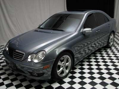 2005 Mercedes C230 Kompressor Sport