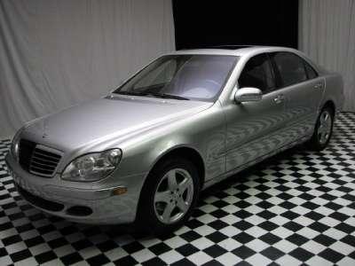 2004 Mercedes S 500