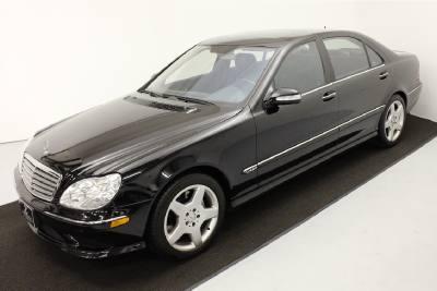 2004 Mercedes-Benz S-Class 5.5L