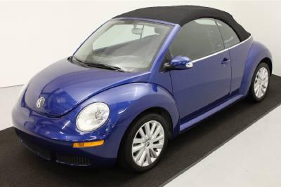 2008 Volkswagen New Beetle Convertible SE