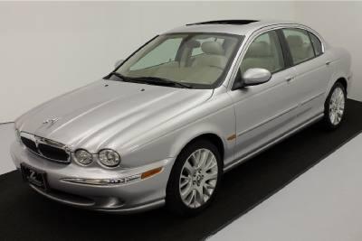 2003 Jaguar X-TYPE 2.5L