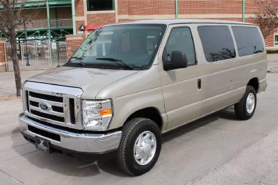 2012 Ford Econoline Wagon XL/XLT