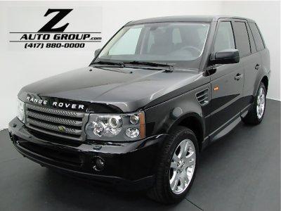 2006 Land Rover Range Rover Sport HSE