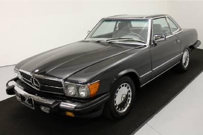 1989 Mercedes-Benz 560 Series 560SL