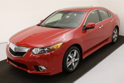 2012 Acura TSX Special Edition