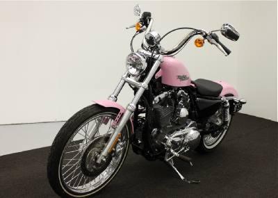 2012 Harley Davidson Sportster