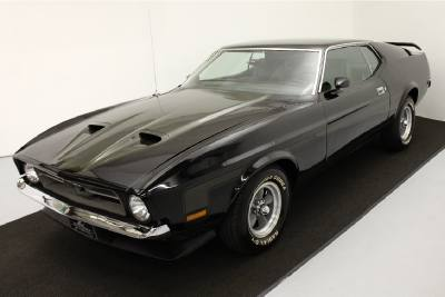 1971 FORD Mustang Fastback