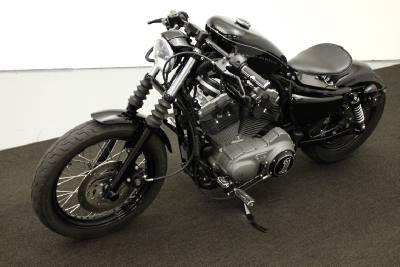 2009 Harley Davidson Sportster Nightster XL1200N