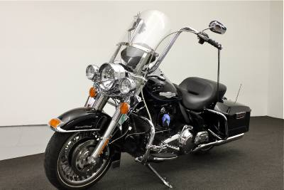 2009 Harley Davidson Road King Peace Officer Edition