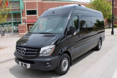 2014 Mercedes-Benz Sprinter Passenger Van