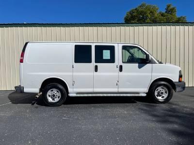 2014 GMC G2500 Cargo Van