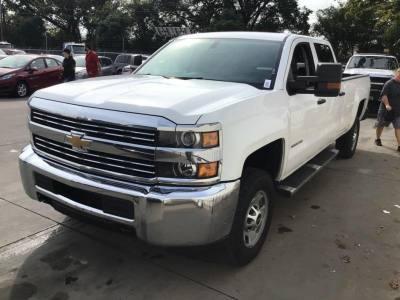 2018 Chevrolet Silverado 2500HD Crew 4x4 8ft pickup bed clean truck