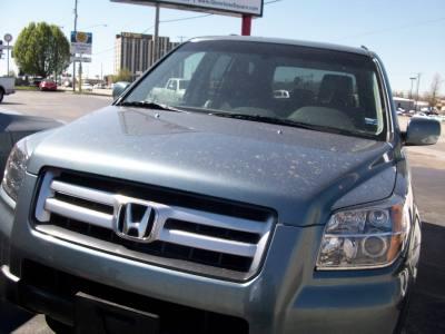 2007 Honda Pilot EXL