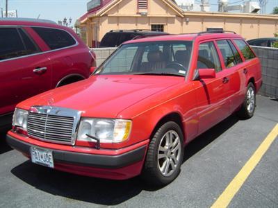 1993 Mercedes 300TE