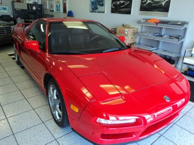1995 Acura NSX Open Top