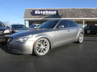 2008 BMW 5 Series 535xi