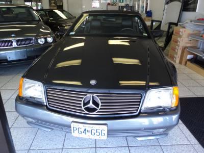 1991 Mercedes-Benz 560 Series 500SL