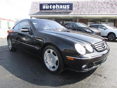 2003 Mercedes-Benz CL-Class 5.5L