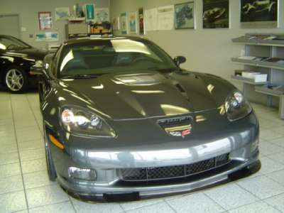 2009 Chevrolet Corvette ZR1 Supercharged