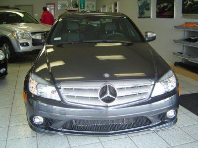 2008 Mercedes-Benz C-Class 3.5L Sport RWD