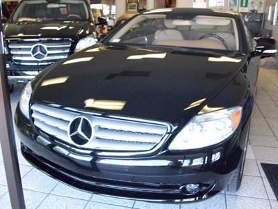 2008 Mercedes-Benz CL-Class V8