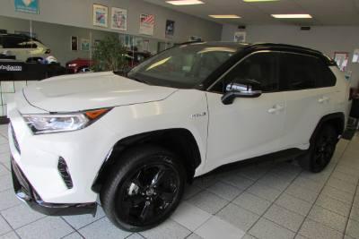 2019 Toyota RAV4 Hybrid XSE