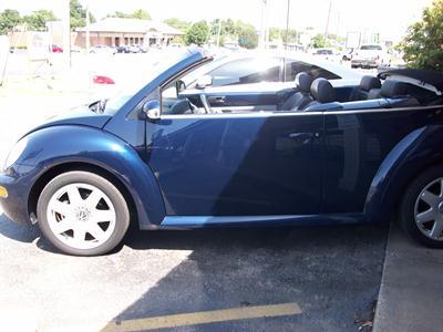 2003 Volkswagen New Beetle Convertible GLX