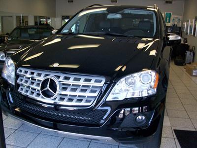 2009 Mercedes-Benz M-Class 3.5L
