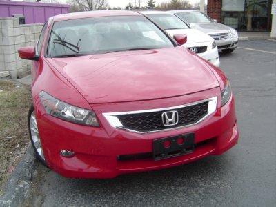 2008 Honda Accord Cpe EX-L