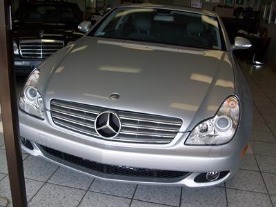 2006 Mercedes-Benz CLS-Class 500