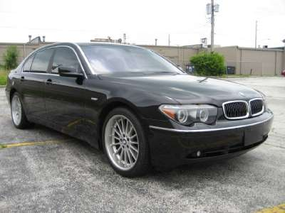 2004 BMW 745Li 7 Series