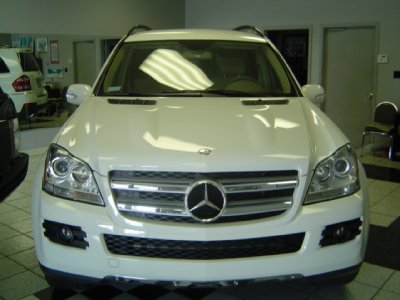 2008 Mercedes-Benz GL-Class 4.6L
