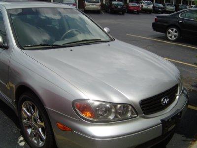 2002 Infiniti I35 Luxury
