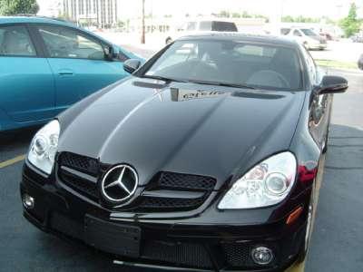 2009 Mercedes SLK350 S