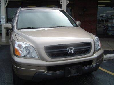 2005 Honda Pilot EXL with RES