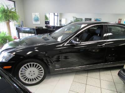 2007 Mercedes-Benz S-Class 5.5L V8