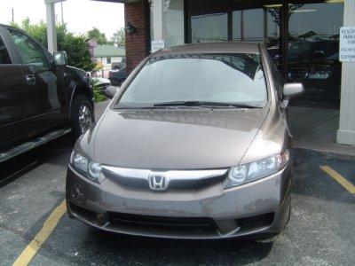 2010 Honda Civic Sdn LX-S