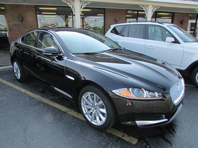 2013 Jaguar XF I4 RWD