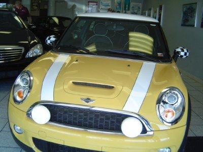 2007 MINI Cooper Hardtop S
