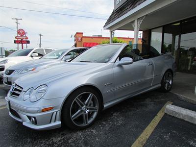 2007 Mercedes-Benz CLK-Class 6.3L AMG