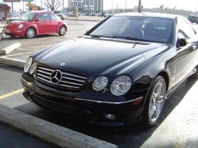 2006 Mercedes CL 500
