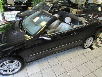 2004 Mercedes-Benz CLK-Class AMG