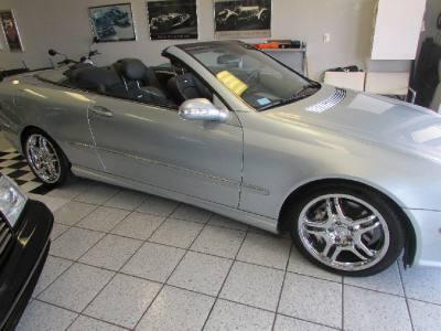 2005 Mercedes-Benz CLK-Class AMG