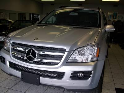 2007 Mercedes-Benz GL-Class 450