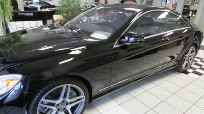 2011 Mercedes-Benz CL-Class CL65 AMG