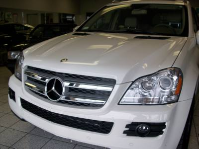 2009 Mercedes-Benz GL-Class 4.6L